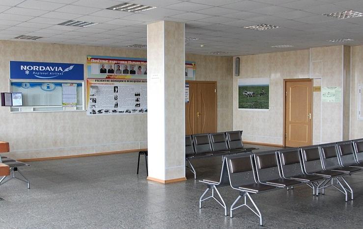 Аэровокзал аэропорта