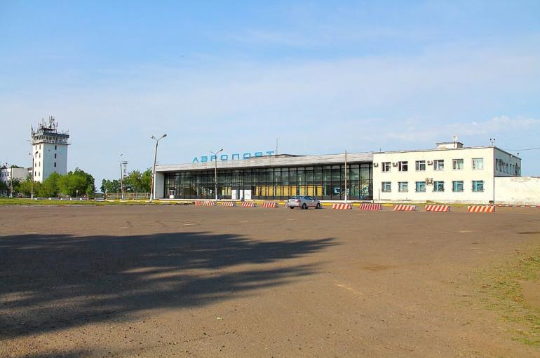 Аэропорт Комсомольск-на-Амуре
