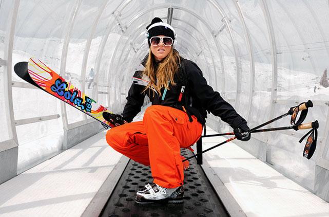 авиаперевозка горнолыжного оборудования