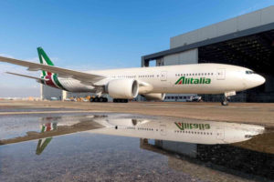 авиакомпания alitalia (алиталия)