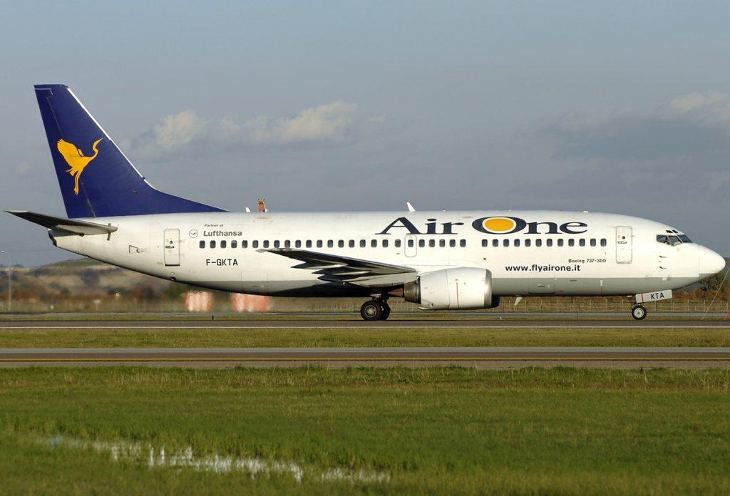 авиакомпания Air One