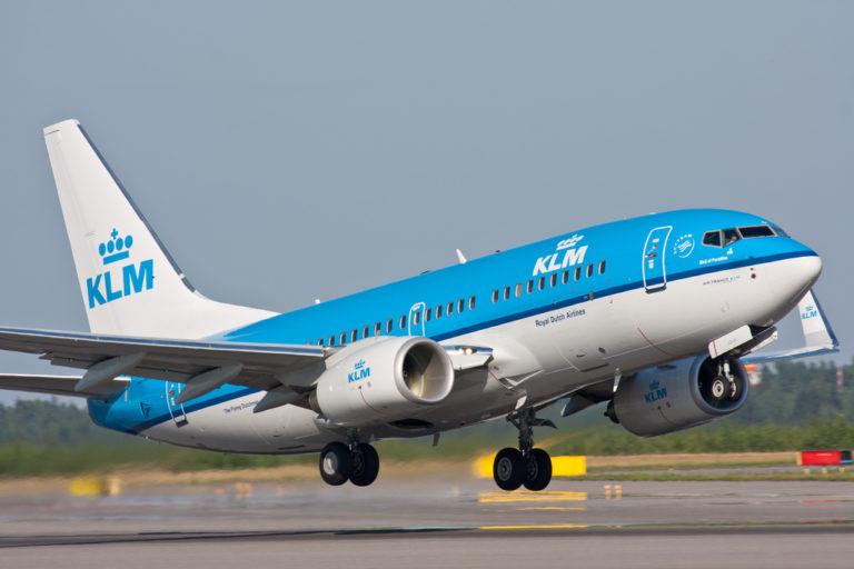 авиакомпания KLM