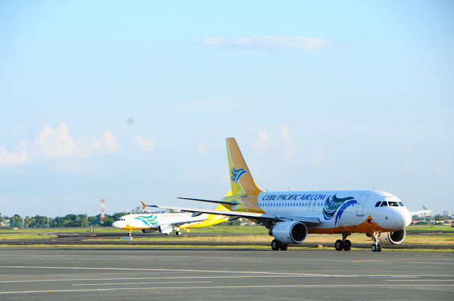 авиакомпания Cebu Pacific Air
