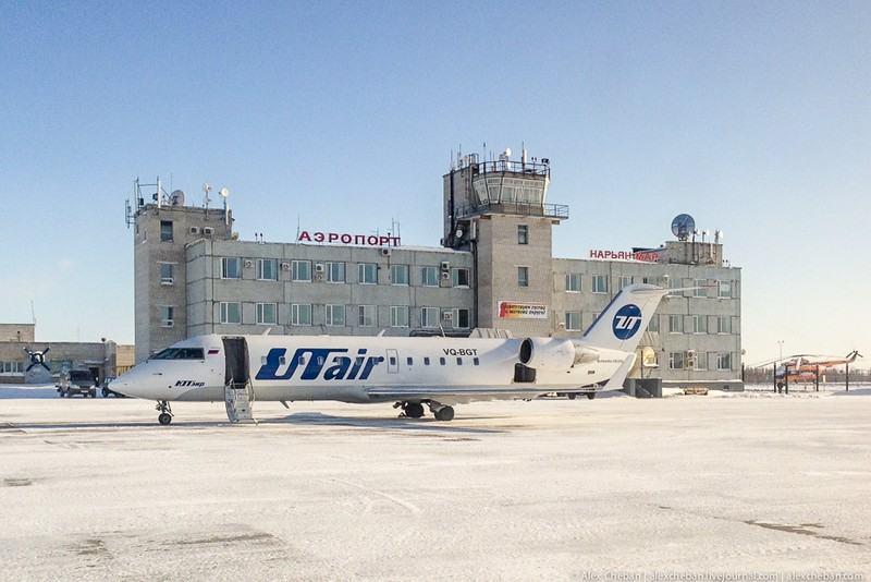 аэропорт Нарьян-Мар