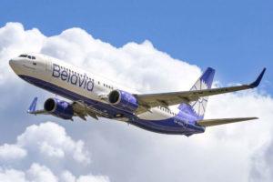 Белавиа авиакомпания